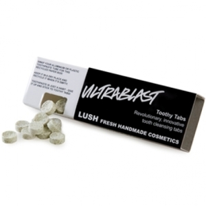 tablettes dentifrice Lush