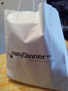 Sac easyDinner