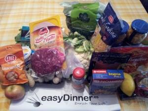 Aliments easyDinner