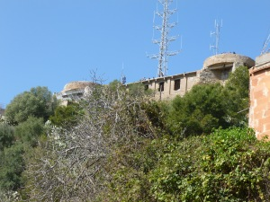 Vue du Turó de la Rovira