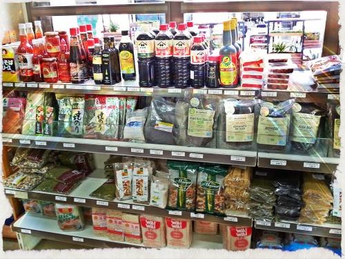 Produits asiatiques