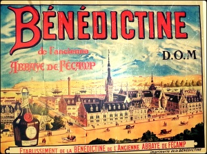 Fécamp (Seine Maritime) - Palais de la Bénédictine
