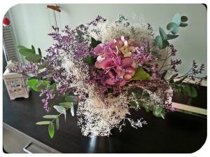 Mon bouquet !