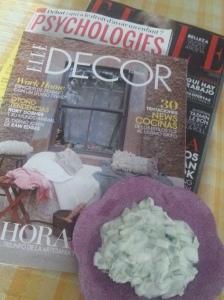 Tzatziki et magazines