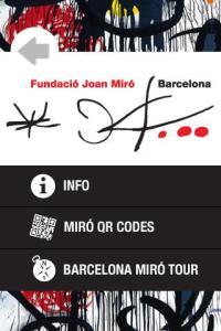Informaciones sobre la Fundación Miró