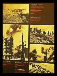 Bombardements et leurs conséquences.