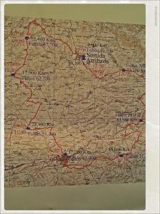 Plan du parcours