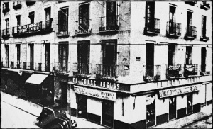 el Corte Inglès à Madrid