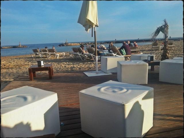 Bar de l'hôtel Terramar