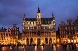 La Grand'Place - Bruxelles