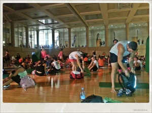 Fin session BodyBalance