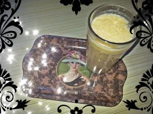 Milk-shake de banane