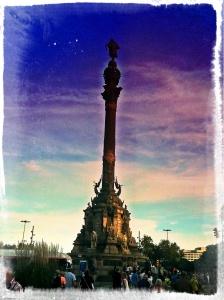 Statue de Colón