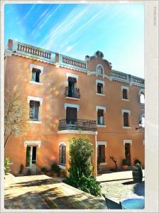 Mas Figueres où nous avons logé.