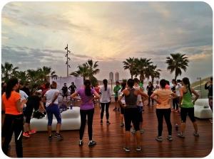 Nike Run Club. Avant de partir courir.